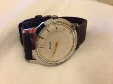 Rare Vintage Swiss Mechanical Eska Mens Watch in Very Good Condition