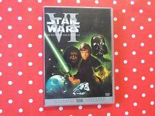 Star Wars Episode VI die Rückkehr der Jedi-Ritter DVD