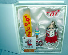 Jun Planning Almond Ai Ball Jointed 5 Inch Doll MIB Ars Gratia Artis Q-730 RARE!
