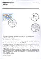 ITALIA 2006 AUTOSTRADA DEL SOLE   BOLLETTINO COMPLETO DI FRANCOBOLLI FDC
