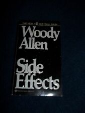 VINTAGE BOOK -WOODY ALLEN -SIDE EFFECTS-COMIC DETAIL AND INSPIRED SILLINESS