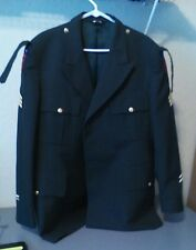 US Army Dress Jacket with PATCHES:Airborne size 48R