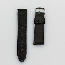 New Swiss Army Black Rubber Strap with Buckle 17mm x 16mm
