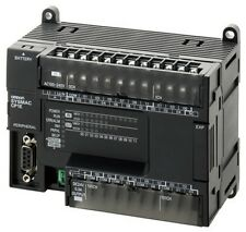 Omron CP1E-N14DR-D PLC.  Autómata 8 in / 6 relay out 24V DC. RS-232C