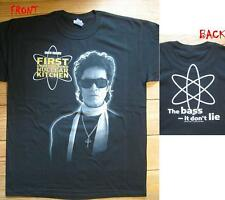 "GLENN HUGHES T-SHIRT ""FIRST UNDERGROUND NUCLEAR KITCHEN"" - NEU - XL"