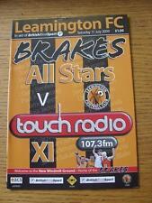 11/07/2009 conducir todas las estrellas V táctil amigable] [radio (sin fallas aparente).