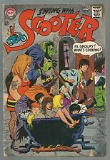 Swing with Scooter 9 (Oct-Nov 1967, DC) DC Comics