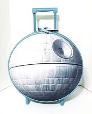 Disney Parks Store Star Wars Death Star Suitcase Rolling Suitcase