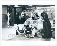 NASA Spacesuit Designer Vicky Johnson 321 Contact Childrens TV Press Photo