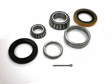 "5200# Mobile Home Bearing Kit 25580 1.75"" + LM67048 1.25"" Bearing Trailer Wheel"