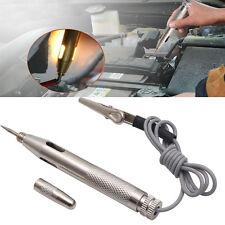 Auto Car Motorcycle Circuit Tester 6V 12V 24V Gauge Test Voltmeter Light