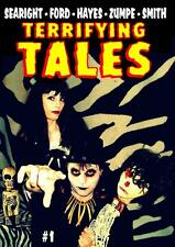 209 TERRIFYING TALES #1 Rainfall chapbook. Weird horror stories