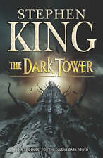 Stephen King The Dark Tower VII 7 UK 1sr Ed Hardback Book w Color Plates