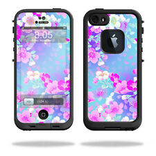 Skin Decal Wrap for LifeProof iPhone 5/5s/SE Case fre In Bloom