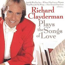Plays the Songs of Love by Richard Clayderman (CD, Apr-2007, St. Clair)