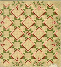 Joy quilt applique pattern by Edyta Sitar of Laundry Basket Quilts