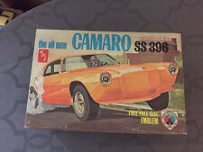 AMT 1970 CAMARO SS 396 Annual Issue Model Car PRO Built 1/25