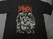 IMPIETY - ADVENT OF THE NUCLEAR BAPHOMET,  LARGE T-SHIRT