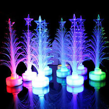 Christmas Xmas Tree Color Changing LED Light Lamp Home Party Decoration Toys HU