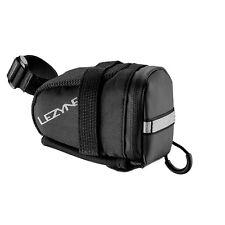 Lezyne S Caddy Bike Seat / Saddle Bag - Black