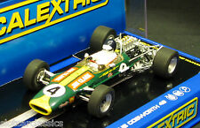 SCALEXTRIC C3206 LOTUS 49 F1 #4 JIM CLARK  BRAND NEW 1/32 SLOT CAR