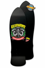 Elephant Brand Mike Vallely STREET AXE LARGE Skateboard Deck BLACK