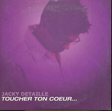 JACKY DETAILLE CD SINGLE BELGIQUE BEE GEES COVER
