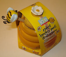 Jo!e Collection Mini Pottery Honey Pot &Dipper MSC International Montreal Canada