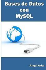 Bases de Datos con MySQL (2014, Paperback)