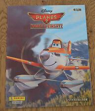 Panini Planes Sticker Serie 2 Disney *Leeralbum Sammelalbum Album* NEU