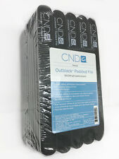 Outblack Padded Nail File 120/240 Grit 50pk - Cnd