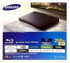 Samsung BD-J5700 Blu-Ray + DVD Disc Player with Built-In Wi-Fi (In Retail Box)