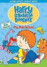 Harry and His Bucket Full of Dinosaurs: Play Make Believe (DVD) EXCELLENT CONDIT