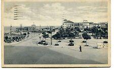 1923 Pescara Riviera Giardino Pubblico Carretto Gelati Lucca FP B/N VG ANIM VG