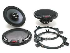 "Alpine Type R SPR-60 300 Watts 6.5"" 2-Way Coaxial Car Audio Speakers 6-1/2"""
