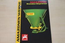 162869) Amazone Düngerstreuer Prospekt 03/1979