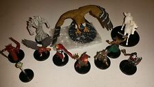 Pathfinder Battles Deadly Foes 11 Miniature Lot All different see picture!