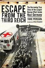 Escape from the Third Reich: The Harrowing True Story of the Largest R-ExLibrary