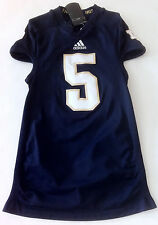 2012 Notre Dame Manti Te'o Adidas Techfit 5 Authentic Fighting Irish Jersey 2XL