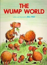 Kids fun paperback:The Wump World-wumps+pollution-take care of environment-Earth