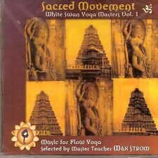 Various Artists-Sacred Movement: White Swan Yoga Master Vol. 1 CD NEW