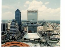 Sikorsky SH60B Seahawk HSL42 Navy Helicopter Photo 8x10 Downtown Jacksonville FL