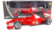 Ferrari F2001 Michael Schumacher '01 Elite 1:18 Model N2075 HOT WHEELS