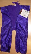 Pantaloni Football gioventù TG S, Purple, NUOVO