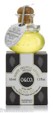 O & CO ITALIAN WHITE TRUFFLE Extra Virgin OLIVE OIL Gourmet Food Small 1.7floz