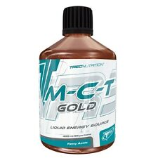 Trec Nutrition huile MCT Gold 400ml-best 100% pure énergie muscle anabolisant liquide
