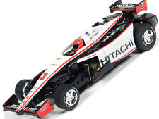 Autoworld Super III Indy Car Helio Castroneves Hitachi HO Slot Car AW AFX SC306