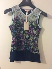 New Ted Baker top size UK 0 - ( Uk 6)