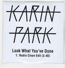 (FL217) Karin Park, Look What You've Done - 2014 DJ CD