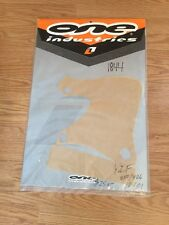 NEW! ONE INDUSTRIES Clear Protector Yamaha YZ426 YZ250 YZ400 WR250 WR400 YZF WR